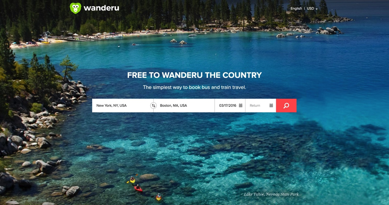 Search Bus Train Tickets to 2 000 cities Wanderu