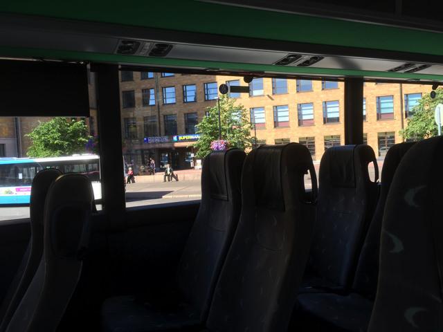 Finnair city bus12