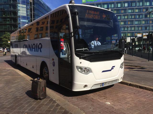 Finnair city bus9