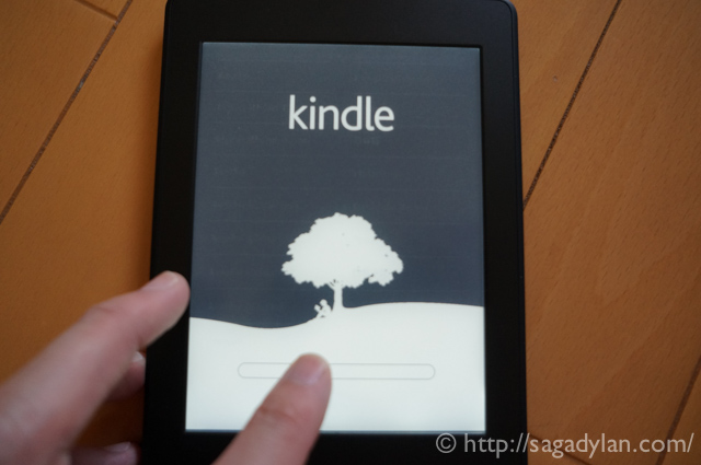 Kindle paper white  15 of 18