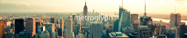 Metroglyph header  1