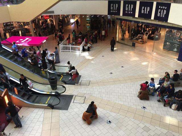 Queens centar mall10
