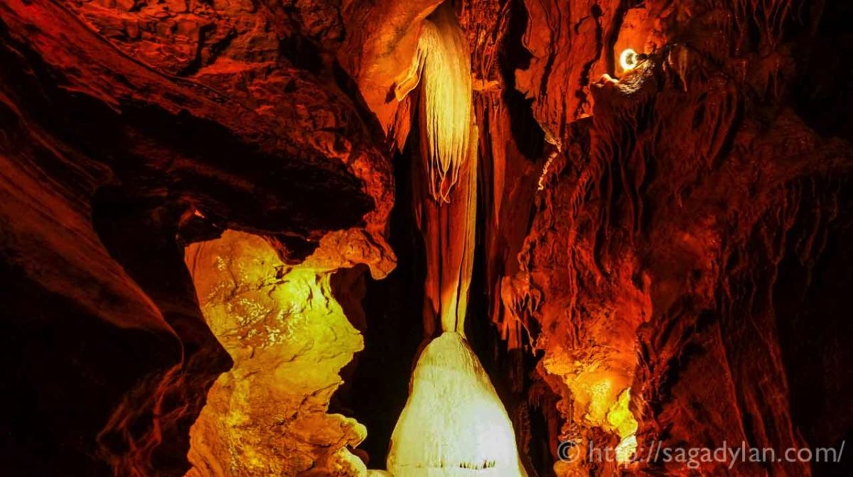 Day8. 地球の時間の流れ方。ぼくらの時間の使い方。(バージニア・シェナンドー洞窟&国立公園)