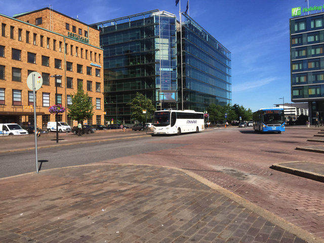 Finnair city bus7