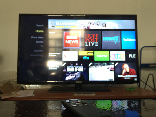 Fire tv stick 22