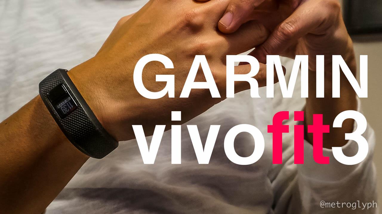 Garmin vivofit3 2  3  3