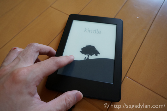 Kindle paper white  13 of 18
